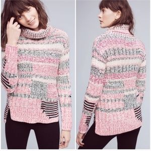 Anthropologie Sparrow Alma Turtleneck Sweater